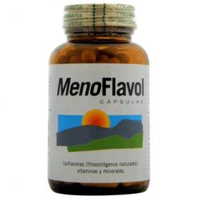 MENOFLAVOL Isoflavonas 80cap ARTESANIA AGRICOLA