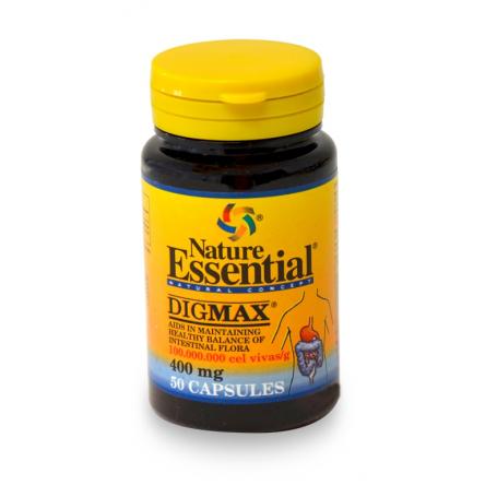DIG-MAX 400mg 50cap NATURE ESSENTIAL Suplementos nutricionales 5,09€
