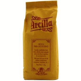 ARCILLA BLANCA 1,5kg MAESE HERBARIO Cosmética e higiene natural 12,19€