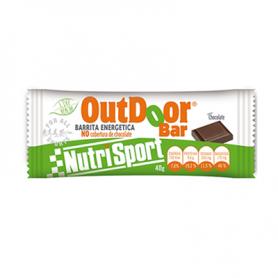 BAR. ENERG OUTDOOR CHOCO S/COB 20ud NUTRI SPORT