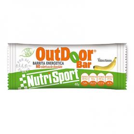 BAR. ENERG OUTDOOR PLATANO S/C 20ud NUTRI SPORT