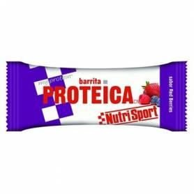 BAR. PROTEICA FRUTOS ROJOS 24ud NUTRI SPORT