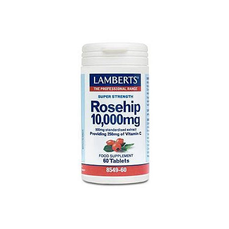 ESCARAMUJO 10000MG ROSE H 60comp LAMBERTS Suplementos nutricionales 20,60€