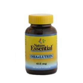 DHA CON LUTEINA 615mg 50perl NATURE ESSENTIAL