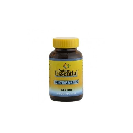 DHA CON LUTEINA 615mg 50perl NATURE ESSENTIAL Suplementos nutricionales 8,99 €
