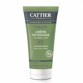 CREMA AFEITAR 150ml CATTIER Cosmética e higiene natural 11,15€