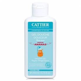 GEL DE DUCHA SUAVE INFANTIL 200ml CATTIER Cosmética e higiene natural 11,07€