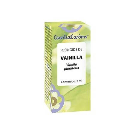 RESINOIDE DE VAINILLA 2ml ESENTIAL AROMS Cosmética e higiene natural 17,55€