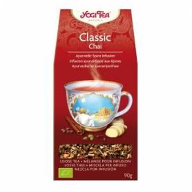 CLASSIC CHAI Infusión BIO 90gr YOGI TEA Plantas Medicinales 4,18€