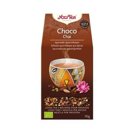 CHOCO CHAI Infusión BIO 90gr YOGI TEA Plantas Medicinales 4,18€