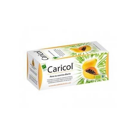 CARICOL 20sb CIEN POR CIEN NATURAL Suplementos nutricionales 20,00€