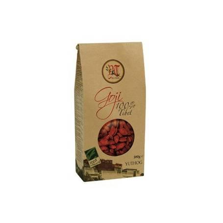 BAYAS de GOJI Yuthog 100gr CIEN POR CIEN NATURAL Suplementos nutricionales 7,24€