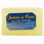JABON DE COCO con Árbol de Té 125gr ARTESANIA AGRICOLA Cosmética e higiene natural 2,71€