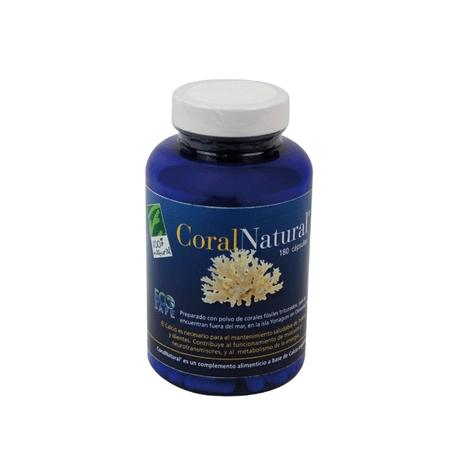 CORAL NATURAL 180cap CIEN POR CIEN NATURAL Suplementos nutricionales 45,31€