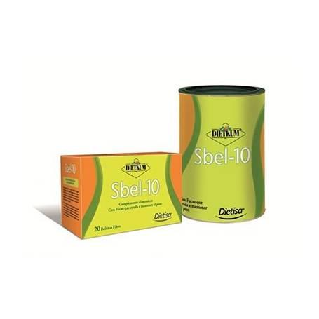 Sbel-10 adelgazante Infusión 80gr DIETISA Plantas Medicinales 5,28€