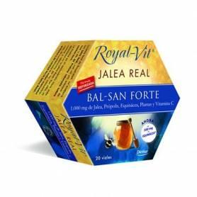 JALEA REAL BAL-SAN FORTE 20amp DIETISA Suplementos nutricionales 20,60€