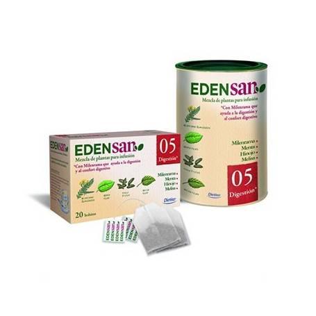 EDENSAN 05 DIGESTION Infusión 75gr DIETISA Plantas Medicinales 5,61€