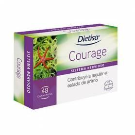 COURAGE 48comp DIETISA Plantas Medicinales 15,30€