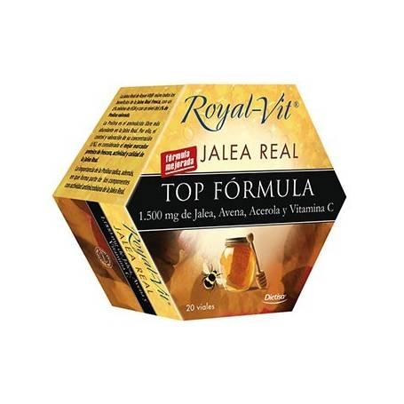 JALEA REAL TOP FORMULA 20amp DIETISA Suplementos nutricionales 21,59€
