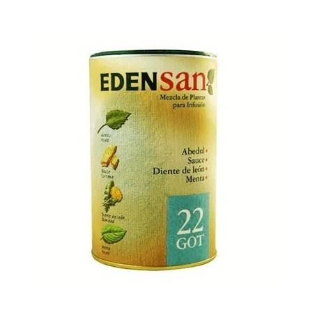 EDENSAN 22 GOT Infusión 75gr DIETISA Plantas Medicinales 5,61€