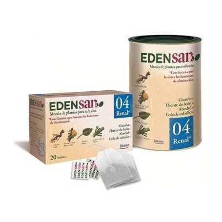 EDENSAN 04 RENAL Infusión 20ud DIETISA Plantas Medicinales 3,93€