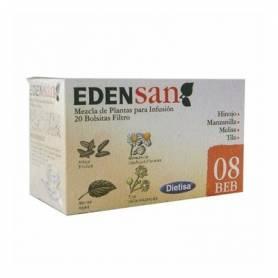 EDENSAN 08 BEB Infusión 20ud DIETISA Plantas Medicinales 3,53€