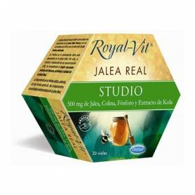 JALEA REAL STUDIO 20amp DIETISA Suplementos nutricionales 19,73€