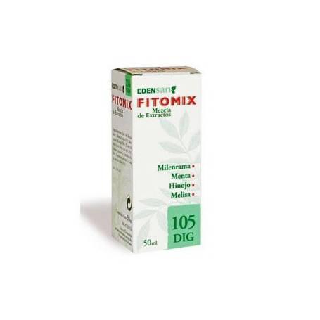 EDENSAN FITOMIX 105 DIG 50ml DIETISA Plantas Medicinales 9,07€