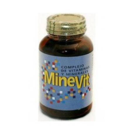 MINEVIT 60cap ARTESANIA AGRICOLA Suplementos nutricionales 13,34€