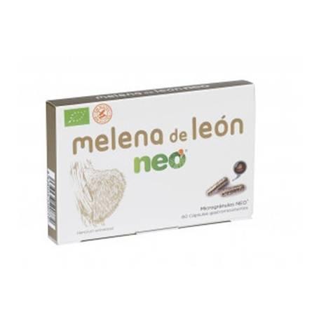 MELENA LEON BIO 60cap NEO Plantas Medicinales 33,30€