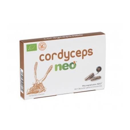 CORDYCEPS BIO 60cap NEO Plantas Medicinales 35,57€