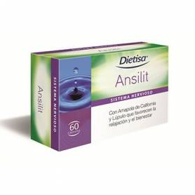 ANSILIT 60cap DIETISA Suplementos nutricionales 15,38€