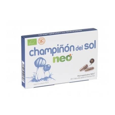 CHAMPIÑON DEL SOL BIO 60cap NEO Plantas Medicinales 34,29€