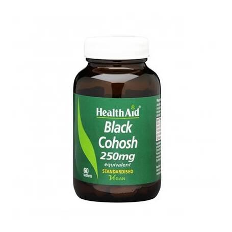 CIMIFUGA 250mg 60comp HEALTH AID Plantas Medicinales 22,20€