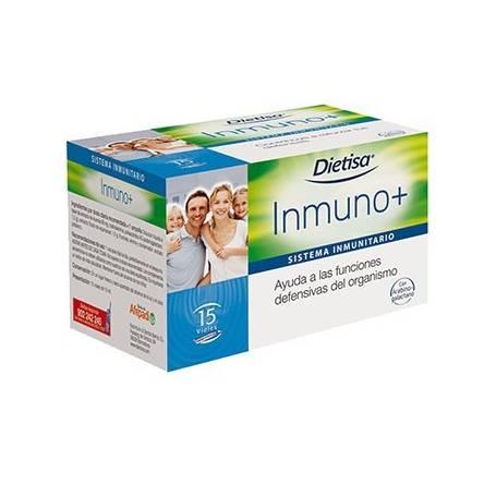 INMUNO+ 15amp DIETISA Suplementos nutricionales 21,04€