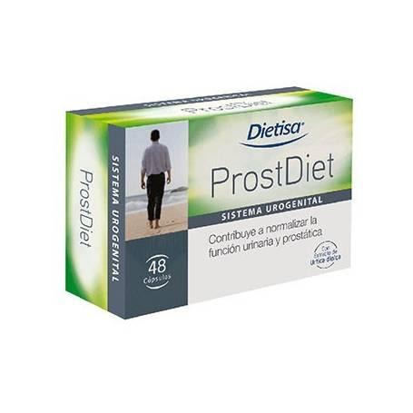 PROSTDIET 48cap DIETISA Plantas Medicinales 18,98€