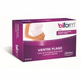 BIFORM VIENTRE PLANO 48cap DIETISA Plantas Medicinales 12,65€