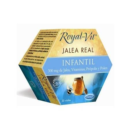 JALEA REAL INFANTIL 20amp DIETISA Suplementos nutricionales 21,37€