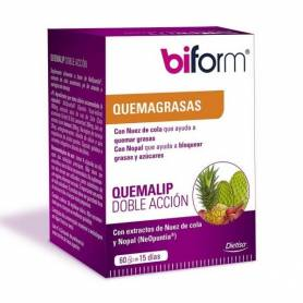 BIFORM QUEMALIP 60cap DIETISA Plantas Medicinales 23,65€