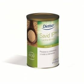 SAVID IP LECITINA DE SOJA GRANULADA 400gr DIETISA Suplementos nutricionales 11,18€