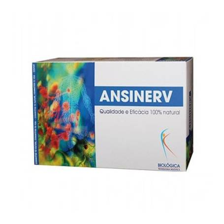 ANSINERV 30amp BIOLOGICA Suplementos nutricionales 30,94€