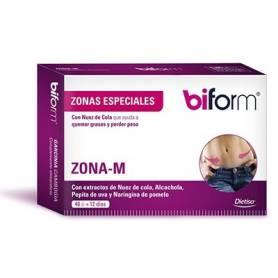 BIFORM ZONA-M 48cap DIETISA Plantas Medicinales 16,67€