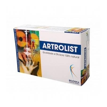 ARTROLIST 30amp BIOLOGICA Suplementos nutricionales 30,53€