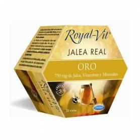 JALEA REAL ORO 20amp DIETISA Suplementos nutricionales 20,21€