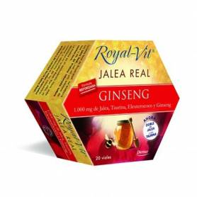 JALEA REAL CON GINSENG 20amp DIETISA