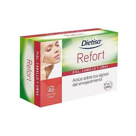 REFORT 48cap DIETISA Suplementos nutricionales 16,24€