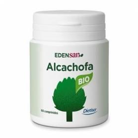 EDENSAN ALCACHOFA BIO 60comp DIETISA Plantas Medicinales 6,40€