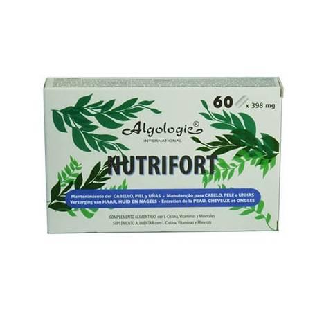 NUTRIFORT 60cap ALGOLOGIE Suplementos nutricionales 9,28€