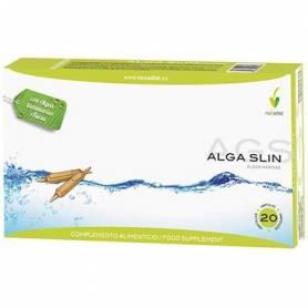 ALGA SLIN 20amp NOVADIET Suplementos nutricionales 25,23€
