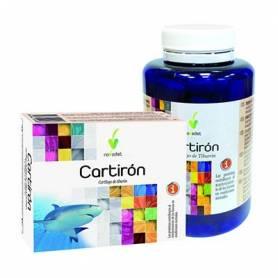 CARTIRON 500mg 60cap NOVADIET Plantas Medicinales 13,10€